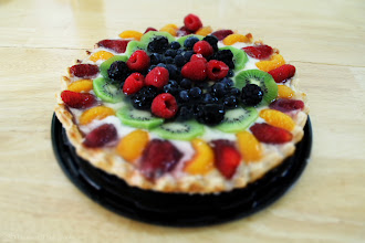 Photo: Fruit Tart @ Dining Table - http://photo.leptians.net
