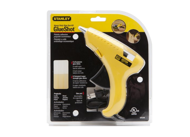 The glue gun is a constant companion for all crafters, but everyone should have one to call their own.