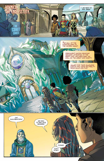 Magic the Gathering #2 Review