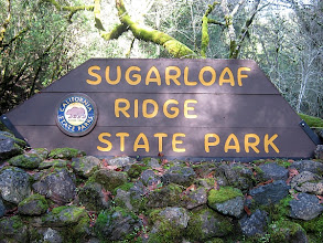 Photo: We hiked Sugarloaf Ridge State Park http://www.sonomacountywiki.info/Sugarloaf_Ridge_State_Park to see Sonoma Creek Falls http://brt-insights.blogspot.com/2012/12/sugarloaf-ridge-state-park-sonoma-creek.html