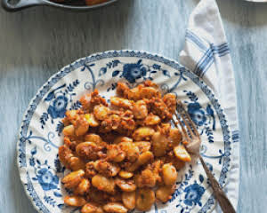 Gigantes Plaki (Greek Baked Beans)
