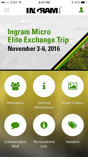 玩免費遊戲APP|下載Ingram Micro Elite Exchange 16 app不用錢|硬是要APP