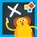 Montessori Math Multiplication icon