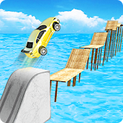 Free Car to Bike Games: Impossible Stunt Driving 2018 APK for Windows 8