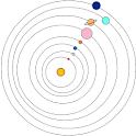 Celestial mechanics icon