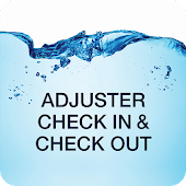NFIP Adjuster Check In and Out