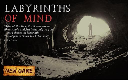 Télécharger Gratuit Labyrinth Of Mind. Horror Maze APK MOD (Astuce) screenshots 1