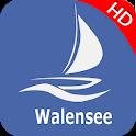 Walen See Offline GPS Nautical Chart icon
