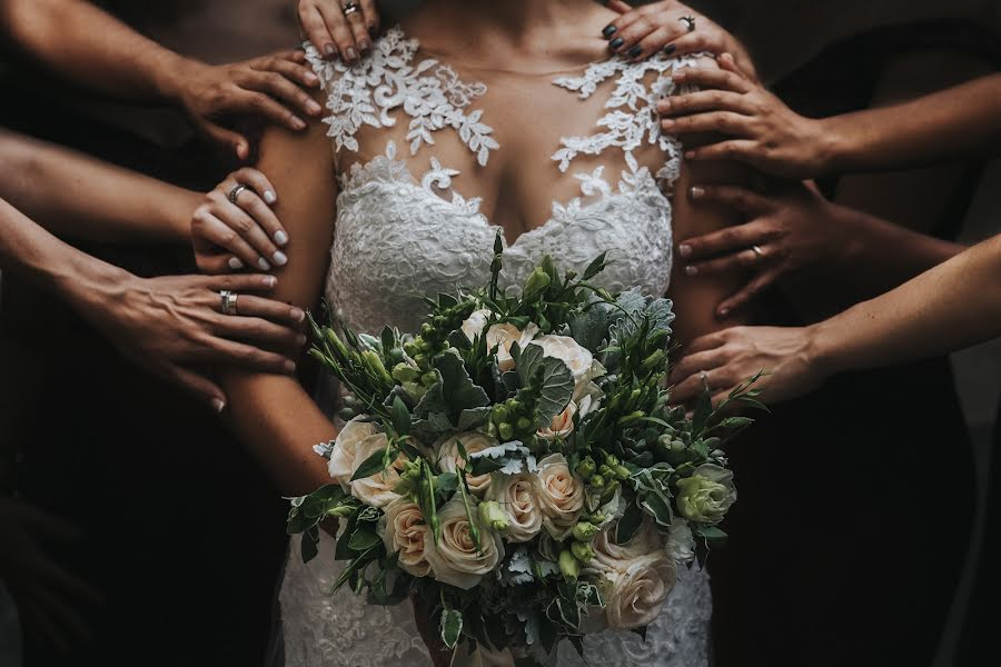 Fotografo di matrimoni Christian Macias (christianmacias). Foto del 30.08.2018