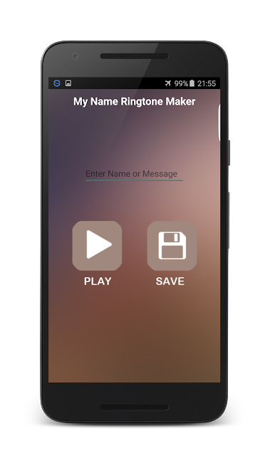 #11. My Name Ringtone Maker (Android)