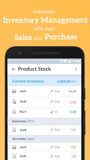 Simple Invoice Manager - Invoice Estimate Receipt 1.10.88 Screenshots 6