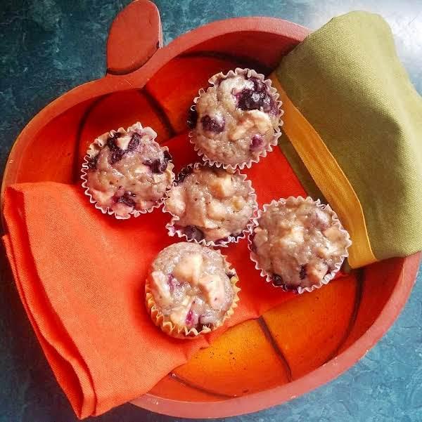 Apple Blueberry Muffins Recipe
