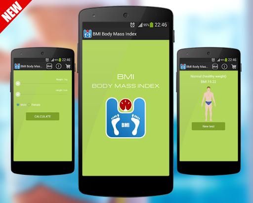 BMI計算器應用程序