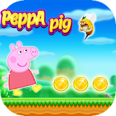 Pepa Happy Pig Run