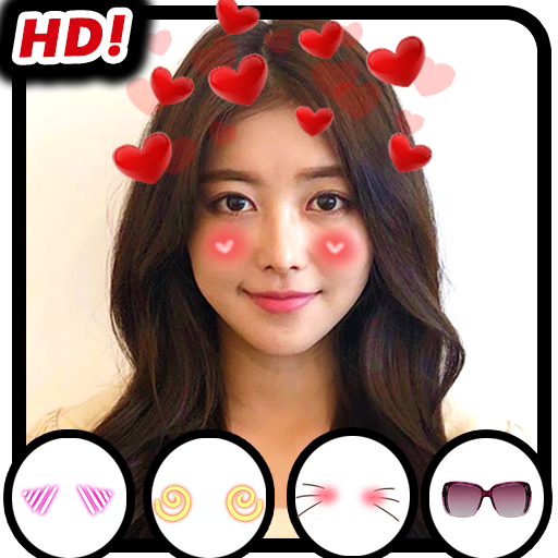 Blush Beauty Plus - Drunk Face App Camera Android APK Download Free By Trendy Apps Zone