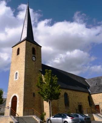 photo de Eglise de Châtres la Forêt