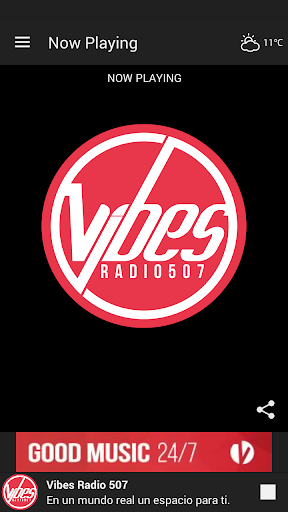 Vibes Radio 507