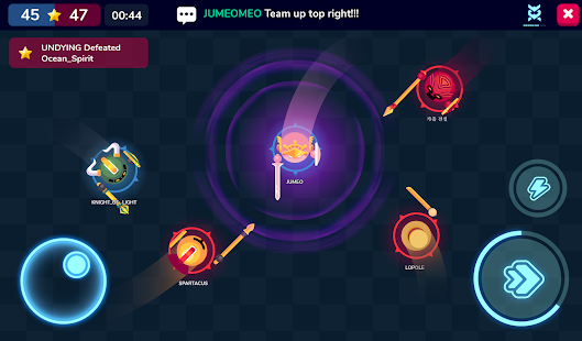 Knight IO Screenshot