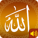 Asmaul Husna mp3 +Allah Names icon
