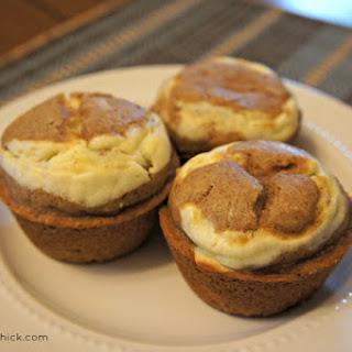 Easy Pumpkin Cheesecake Muffin