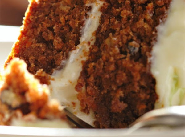 Carrot Cake Low Calorie Recipe