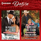 In Pursuit of His Wife & Twins for the Texan