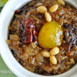 Chinese Sweet Rice Dessert Recipes.