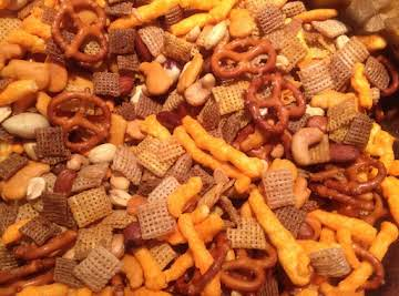 2012 A new Twist to Chex Mix