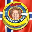 Norsk Mat Quiz: Gjett Kjente Matvarer fra Butikken icon