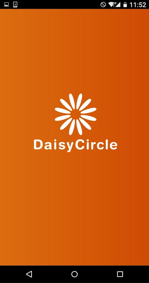 DaisyCircle- screenshot