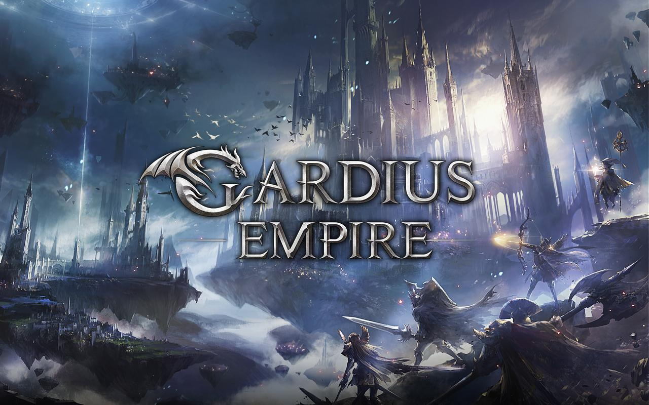 Gardius Empire (Unreleased)- screenshot