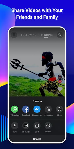MX TakaTak- Short Video App by MX Player 1.0.42 Screenshots 4