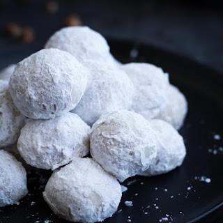 Danish Wedding Cookies Recipe