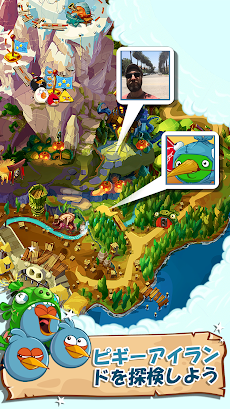 Angry Birds Epic RPGのおすすめ画像3