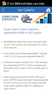 IT Act, 2000 & Cyber Law India- screenshot thumbnail