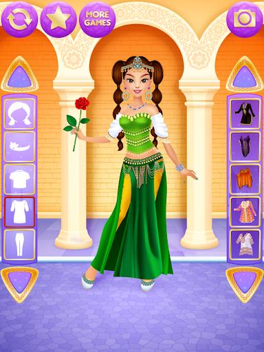 Arabian Princess Dress Up  screenshots 9