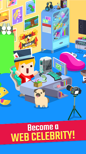 Vlogger Go Viral - Tuber Game screenshots 2