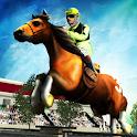 Horse Racing 3D - Simulator icon
