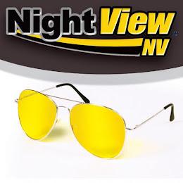 Ochelari condus noaptea Night View cu lentile HD si protectie anti UV