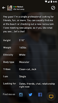 Grindr - Gay chat, meet and date
