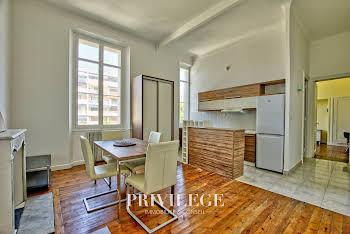 Appartement 2 pièces 49,41 m2