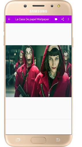 La casa De Papel HD Wallpaper: Best 4k Picture 1.0 screenshots 11