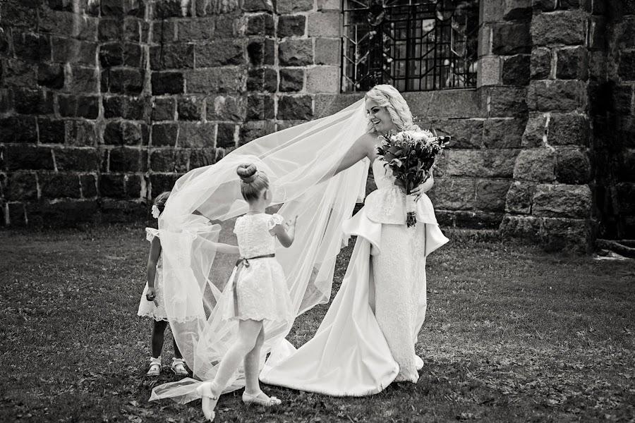 Свадебный фотограф Sandra Patapiene (Fotoidile). Фотография от 22.09.2018