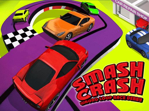 Smash Crash - Slot Cars Derby