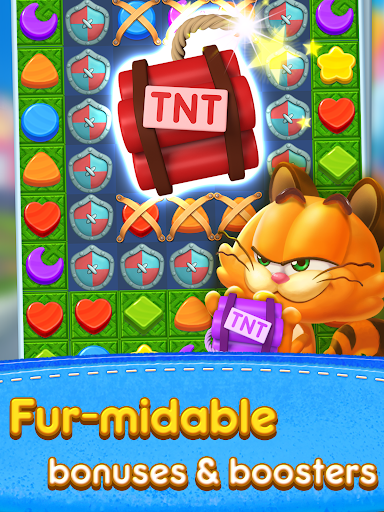 Magic Cat Match : Swipe & Blast Puzzle 1.0.7 app download 14