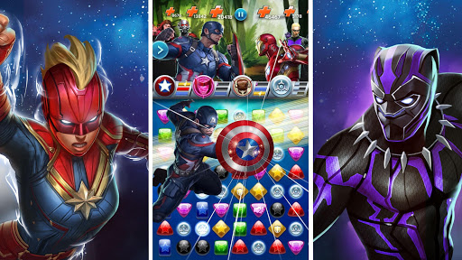 MARVEL Puzzle Quest: Join the Super Hero Battle! 207.535654 screenshots 23