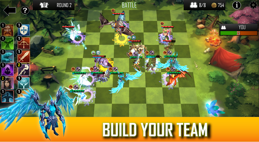 Auto Chess Defense - Mobile  captures d'écran 2