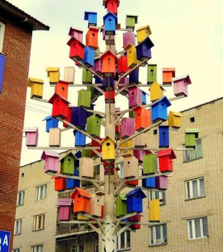 DIY Bird House Design Ideas