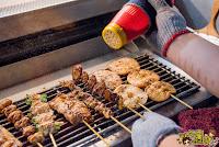 上榮新疆烤肉串 左營店