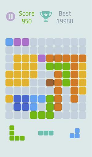 Color Block: Mosaic
